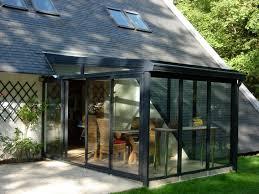 vitrage toiture veranda veranda aluminium la rambolitaine à rambouillet