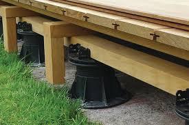 Buzon Pedestal Buzon Adjustable Screwjack Pedestals Professional Deck Builder