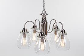 Chandelier With Edison Bulbs Edison Bulb Chandelier Preferential Edison Bulbs Used Along With