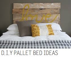 top15 pallet d i y ideas for the bedroom