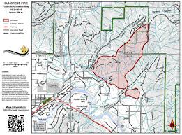 Map Of Leavenworth Wa Suncrest Fire Near Leavenworth Reported 35 Contained Breaking