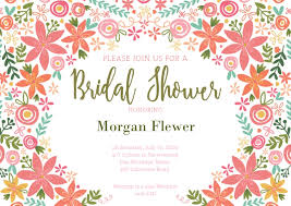 bridal shower invitation wedding shower invitations wedding photo invites snapfish