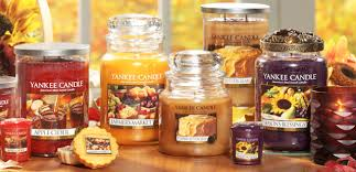 fall scents two large yankee candles only 36 new fall scents are here