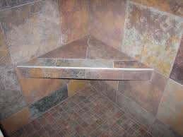 Schluter Corner Bench Dantzler 3 5 18 09 Rk Tile And Stone Remodeling Specialist