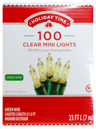 holiday time string lights holiday time 100 clear white christmas wedding mini lights string