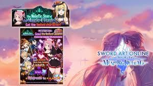 sword art online memory defrag part 131 halloween ranking