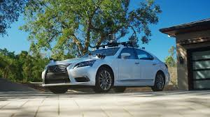 lexus toyota car toyota unveils its first autonomous test vehicle it u0027s built on a