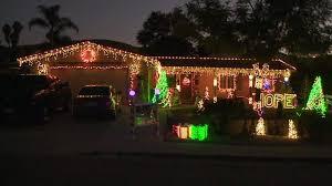 Santee Christmas Lights Morning News Fox5sandiego Com