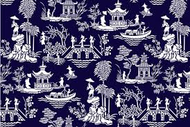oriental design wallpaper design with pagodas oriental stencil designs from stencil