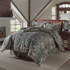 Realtree Camo Duvet Cover Realtree Xtra Green Camouflage Bedding