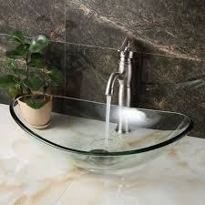 best 25 glass sink ideas on pinterest glass bathroom sink