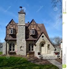 a tudor cottage stock photo image 69066507