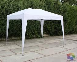 gazebo 2x3 aluminium pliante gazebo refermable sac rapide 2 x 3 avec blanc x