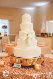 white fondant wedding dress lace cake with white phalenopsis