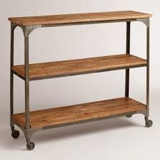 narrow metal console table marvelous console table narrow metal elegant rustic pic of small