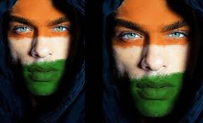 Photo Editor Pakistan Flag How To Paint Flag On Face In Photoshop Youtube
