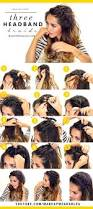20 fabulous half up half down hairstyles 2017 step by step hair