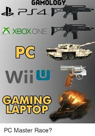gamology xbox one wii u gaming laptop pc master race video games