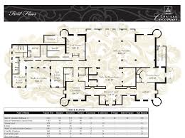 Florr Plans by Floor Plans Chateau Cocomar