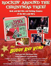 tickets rockin u0027 around the christmas tree the vine box office