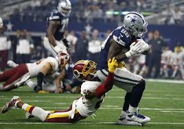 cowboys redskins thanksgiving dez bryant josh norman scrap trade barbs during and after