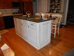 fascinating installing a kitchen island including adding molding