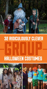 Pack Halloween Costume 32 Ridiculously Clever Group Halloween Costumes