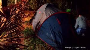 Camping In The Backyard Camping In The Backyard Outdoor Fun Play And Go