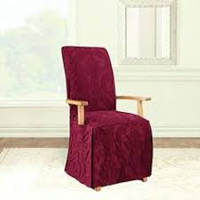 Sure Fit Dining Room Chair Covers Sure Fit Slipcovers Ballad Bouquet Dining Room Chair