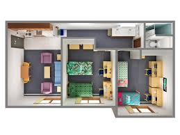 floor plans office of residence life university of wisconsin