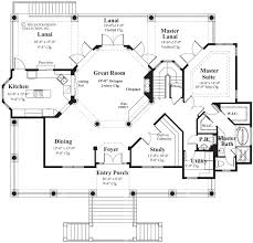 luxury cottage home plans home plan