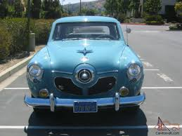2 door studebaker champion
