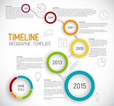 timeline templates biography timeline template creative business timeline infographic template vector jpg 570 527