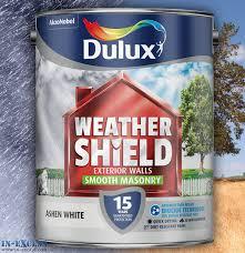 dulux weather shield exterior walls masonry paint textured ashen
