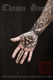 freaky mandalas u2013 hand art tattoos from new york city hand