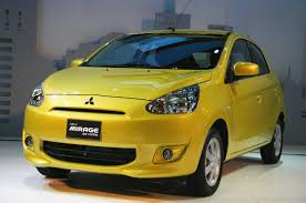 kereta mitsubishi attrage mitsubishi mirage production begins in thailand 15 000 orders