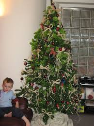 fake it frugal fake tannenbaum make a 20 tree look like a 250