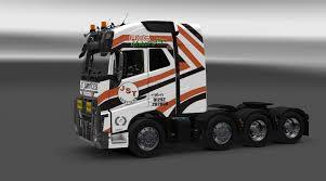 volvo 10 wheeler truck volvo fh16