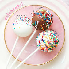 cake pops party pops bulk 100 pc