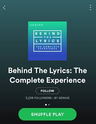 spotify for android now has behind lyrics integration hongkiat