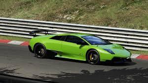 Lamborghini Murcielago Green - lamborghini murcielago lp 670 4 sv nürburgring assetto corsa