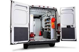 Dodge Ram Cargo Van - ram promaster van shelving systems ranger design
