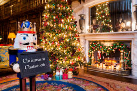 10 best houses and stately homes to visit at christmas in