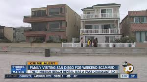 family visiting san diego for weekend scammed youtube
