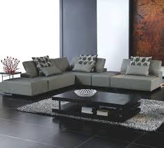 Rugs For Sectional Sofa by Furniture Modern Living Room Design With Elegant Modern Sectional
