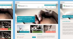 free online home page design 50 free web design photoshop psd templates