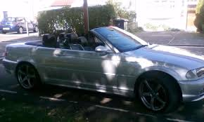 bmw convertible gumtree bmw convertible clean in out with service history 10