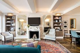 Elle Decor Celebrity Homes Emmy Rossum Just Sold Her Pied à Terre For 1 1 Million