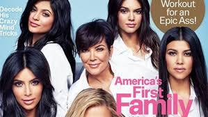 cosmopolitan cover calling kardashians u0027america u0027s first family