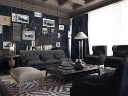 livingroom deco neoclassical and deco features in two luxurious interiors